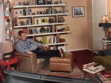 Clara's Living Room