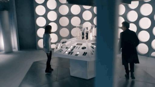 Classic TARDIS
