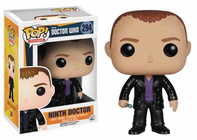 Ninth Doctor Pop