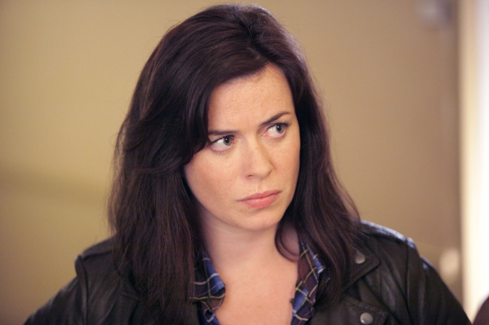 THIS PICTURE IS UNDER STRICT EMBARGO UNTIL 1st JUNE 2011 Picture shows: Gwen (EVE MYLES) TX: BBC One
