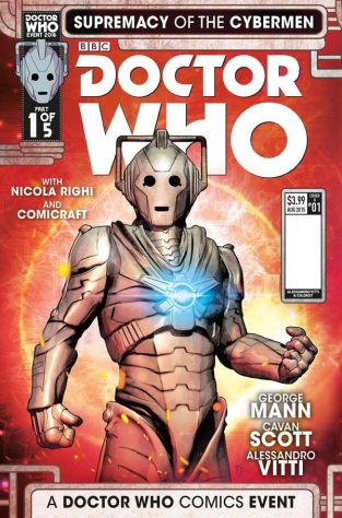 Supremecy of the Cybermen 1
