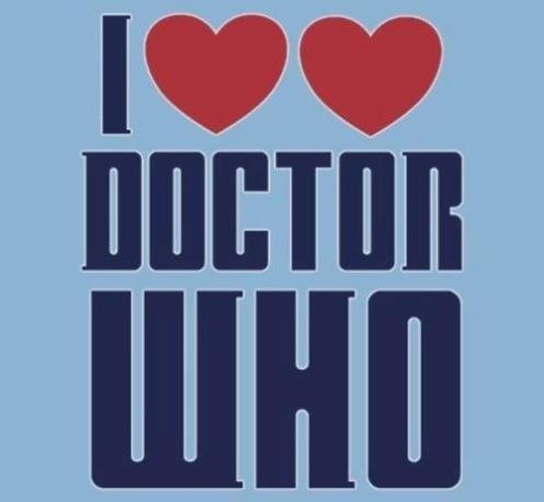 I <3 <3 Doctor Who